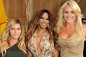 Baywatch babes make reality TV show