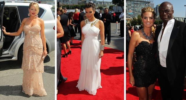 Jewel, Kim Kardashian, Heidi Klum & Seal