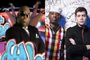 Chiddy Bang remixes Cee-lo's 'F**k You'