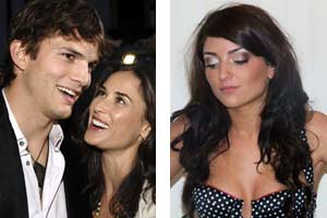 Ashton Kutcher's cheating txts: real or fake?