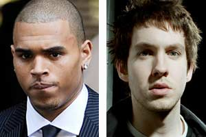 Has Chris Brown ripped off Calvin Harris on new song?