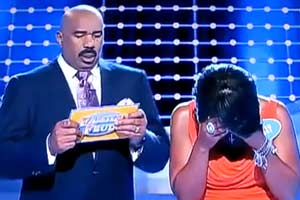 Family Feud Contestant Thinks Penis is a Good Answer