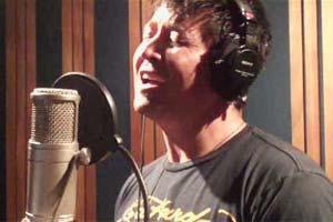 X-mas Factor: In the recording studio