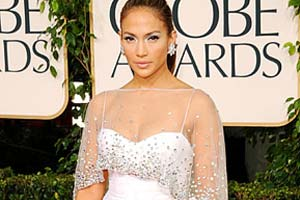 Jennifer Lopez's Golden Globe jewellery worth $5mil!