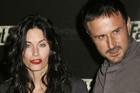 Courtney Cox and David Arquette
