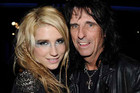 Alice Cooper and Ke$ha