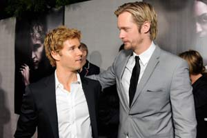Ryan Kwanten and Alexander Skarsgard