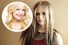 Kate Hudson and Avril Lavigne