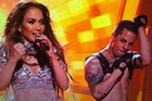 Jennifer Lopez and Casper