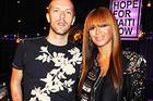Beyonce and Chris Martin