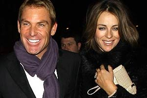 Shane Warne has had more work done