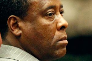 Conrad Murray sentenced to four years in prison