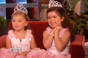 Sophia Grace and Hype Girl