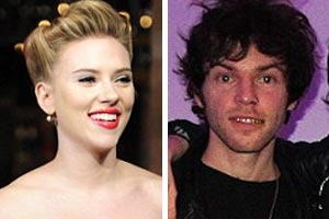 Scarlett Johansson has a new boyfriend