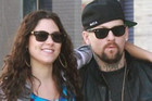 Benji Madden and Eliza Doolittle