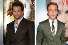 Bradley Cooper and Ryan Gosling
