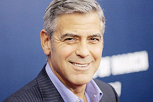George Clooney won't reproduce