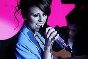 Cher Lloyd's Secret Gig