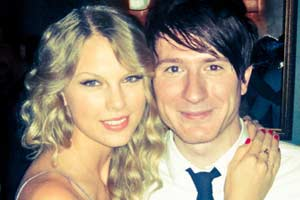 Taylor Swift and Owl City