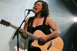 "Anika Moa sings Rebecca Black's ""Friday"""