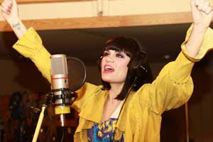 Jessie J covers The Naked And Famous