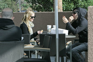 Pete Wentz and Ashlee Simpson back together?