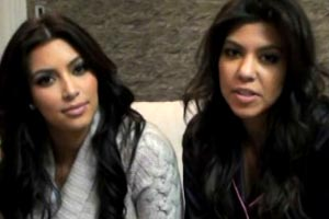 Kim & Kourtney Kardashian send their love to Christchurch