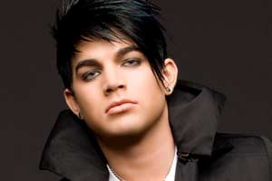 Adam Lambert calls The Edge
