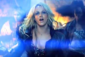 Britney's hot new apocalyptic video 'Till The World Ends'