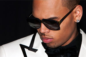 Another Chris Brown track leaks online