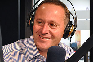 John Key's message for all the Ginga's on 'Heart A Ginga Day'
