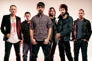 Linkin Park are working on their fifth album