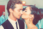 Megan Fox and Shia Lebeouf hooked up