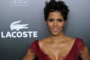 Halle Berry calls the police after spotting unwelcome visitor in her yard