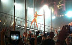 Lady Gaga in all her glory at the Monster Hall!