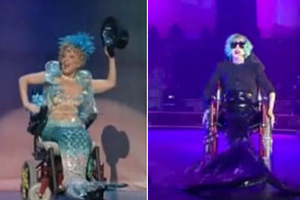 Bette Midler accuses Lady Gaga of stealing her act