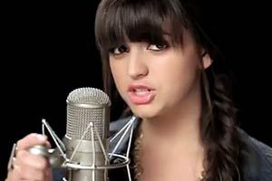 Rebecca Black is back with new single 'My Moment'
