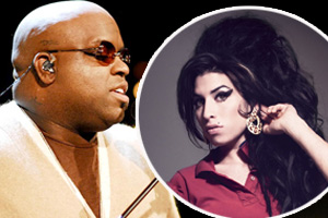 Cee Lo Green and Amy Winehouse