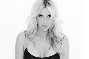 Ke$ha goes natural for Terry Richardson shoot