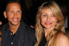 Cameron Diaz and Alex Rodriguez