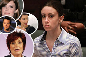 Celebrities react to Casey Anthony murder verdict