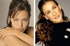 Angelina Jolie and Sarah Jessica Parker