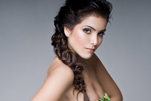 Brazilian beauty queen robbed at gunpoint
