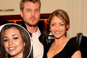 Rebecca Gayheart and Eric Dane