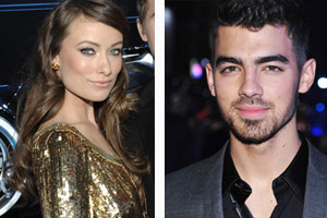 Olivia Wilde and Joe Jonas