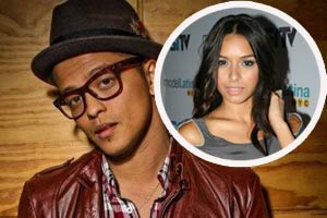 Bruno Mars' girlfriend targeted by 'haters'