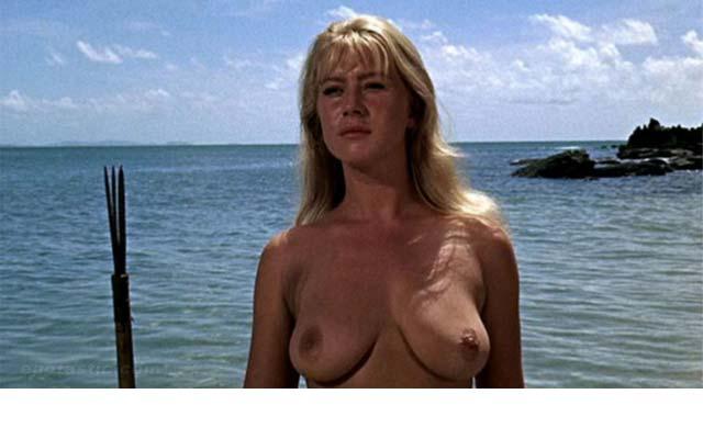 #5 - Helen Mirren in Age of Consent (1969)