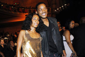 Will &amp; Jada Smith