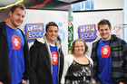 Dan Carter & Richie McCaw give a FOR EVERYONE Fresh Flavoured Milk Shout