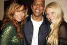 Beyonce, Jay-Z and Gwyneth Paltrow